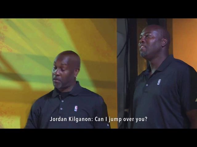 Jordan Kilganon amazing DUNKS