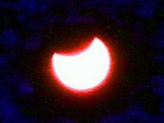 Солнечное затмение 2008