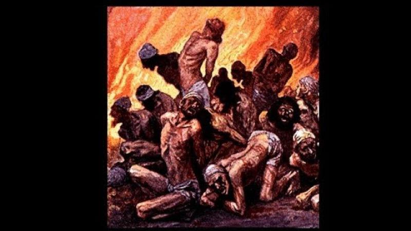 Незабавная Библия: Содом и Гоморра