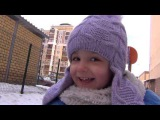Новая кукла лыжница и монстр трак New doll skier and a monster truck