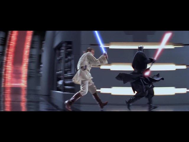 Darth Maul Vs Obi Wan