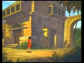 Мультфильм Варавва 1996г.