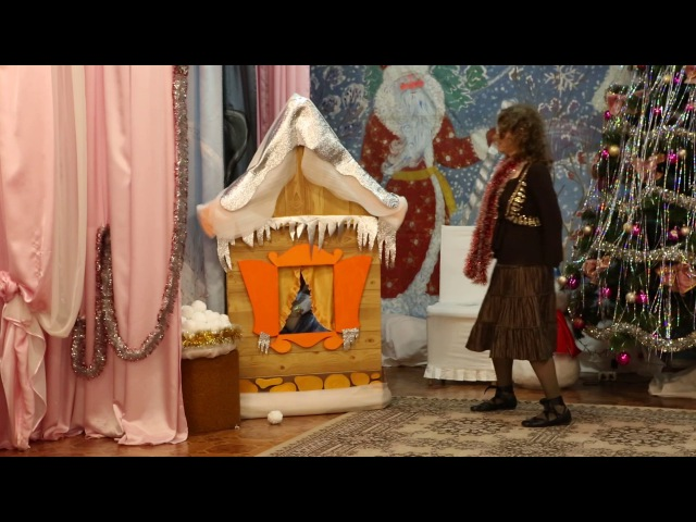 Новый Год в детском саду. г.Энергодар