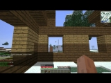 Прогулка по серверу 4 И постройка нового дома