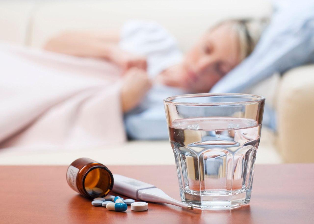 как быстро лечить простуду дома
