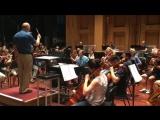 Репетиция оркестра / музыкальная тема Стартрек: Бесконечность (Часть 3)