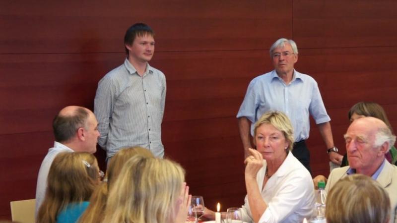 Незабываемые встречи 2011 г Херрлиберг
