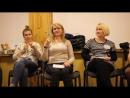 Елена Артамонова - о тренинге Предназначение