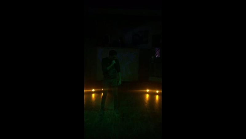 NeKiy IzVnE feat FURS - Глаза на против (Live 18.12.16)