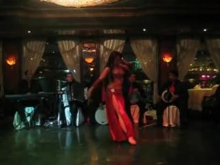 Aleya in Cairo @ Nile Maxim Saidi- Baladi Tabla Solo 6572
