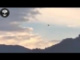 UFOs invading in Medell
