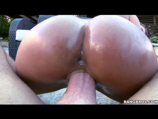 Peta jensen [hd 1080, all sex, brunette, oil, big tits, porn 2014]