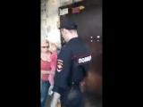 #яжемать против полицейского