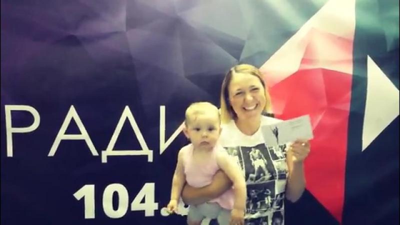 Виктория Акбаш одна из победительниц ЗОЖигайз! Отправляется осваивать Body Ballet!