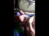 коррекция нарощенных ногтей аппаратом