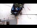 2017 Audi A4 Vs 2016 BMW 3 Series - CRASH TEST