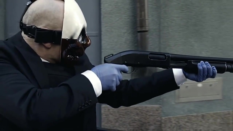 Payday 2: Hoxton Breakout