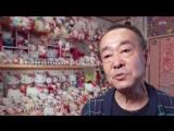 Самую большую в мире коллекцию Hello Kitty собрал 67-летний коп на пенсии