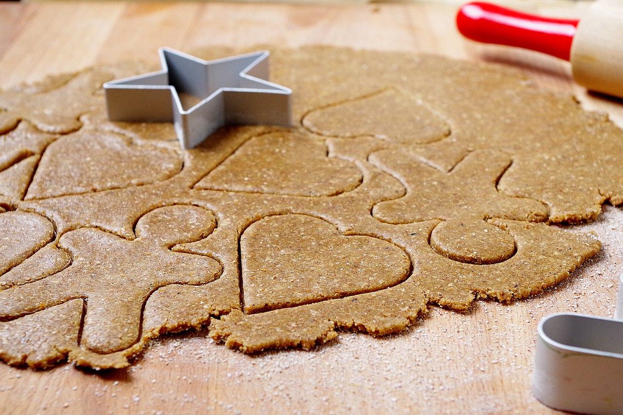 рецепт тонкого хрустящего печенья