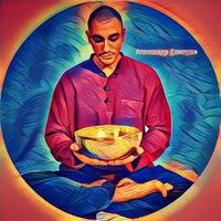 Логотип Александр Демидов Тибетские поющие чаши