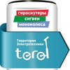 TEREL - территория электротранспорта