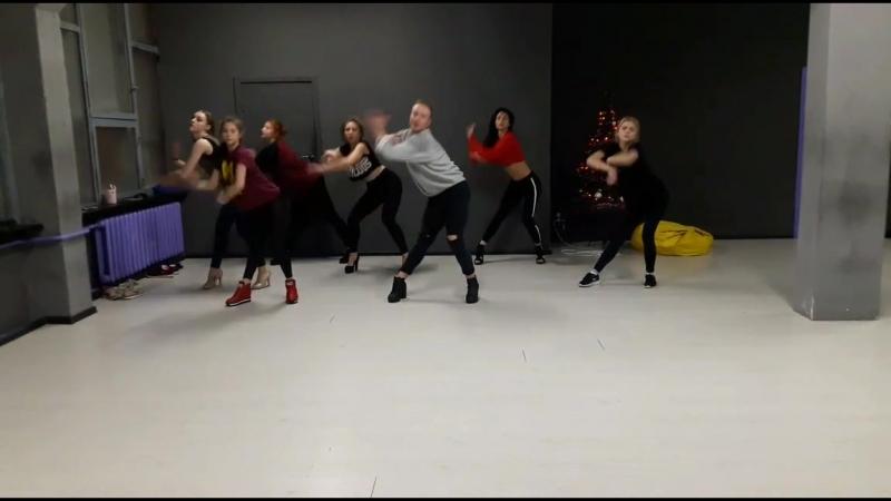High Heels Choreo   Group2   Choreography by Andrey Shurashov