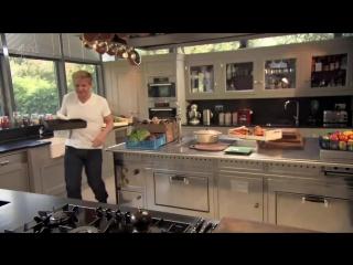 Курсы элементарной кулинарии Гордона Рамзи.  Готовим без напряжения.