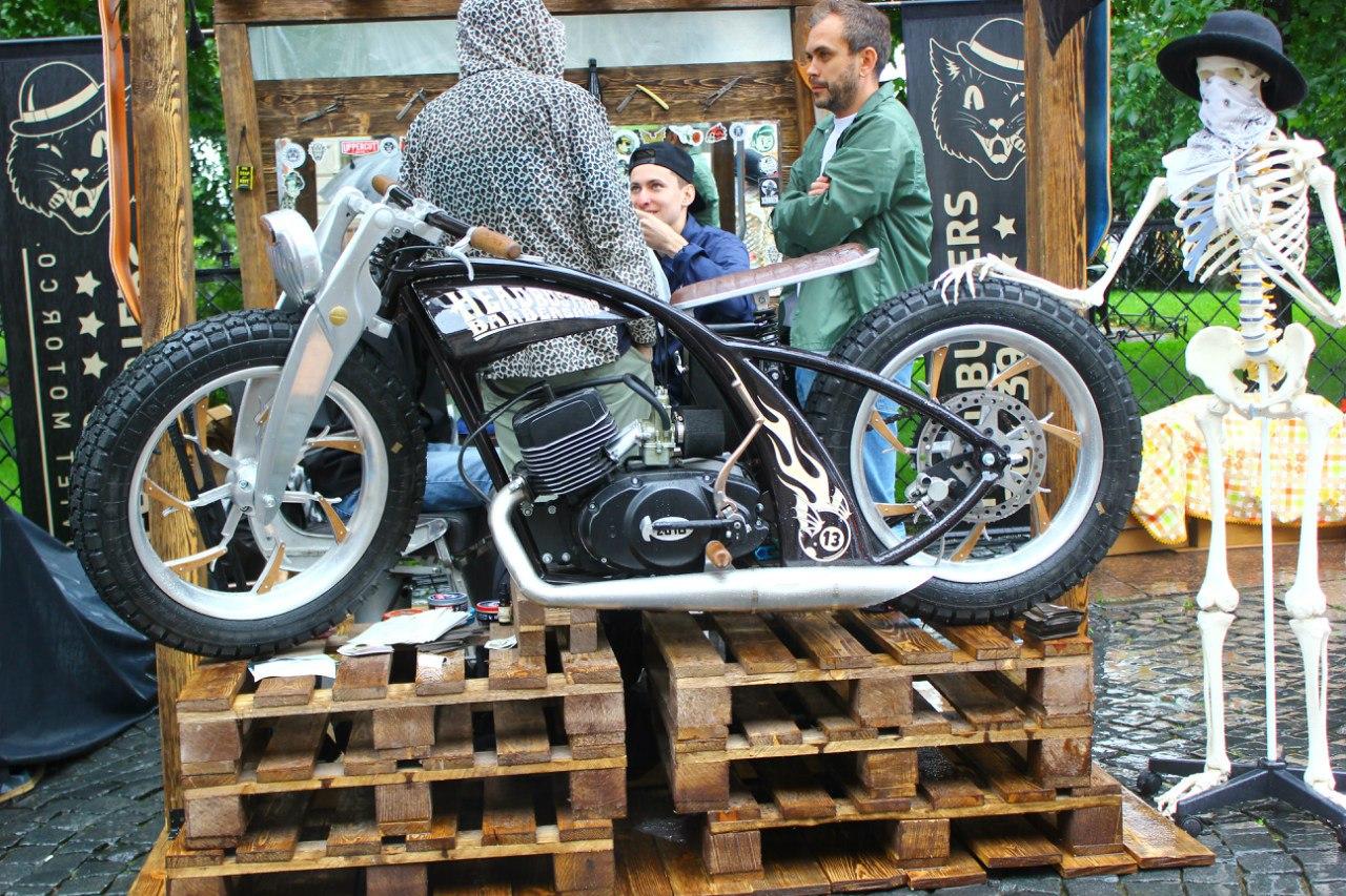 фестиваль Harley Davidson в санкт петербурге 2016 #7