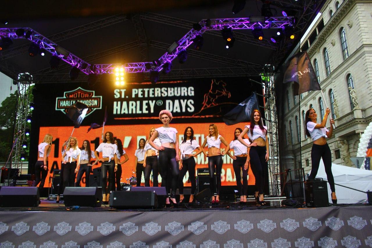 фестиваль Harley Davidson в санкт петербурге 2016 #9