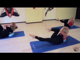 Pilates в фитнес-студии FlyFit