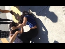 2 Girls Fighting In LOS ANGELES CA! Mexican vs Mexican