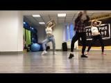 Missy Elliott - One Minute Man (Choreo by Anna Verevkina)    Студия