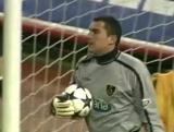2003 - 2004 Sezonu - Galatasaray-Beşiktaş dakika 54 gol Daniel Pancu