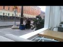 На канале Грибоедова всё как в Европе.