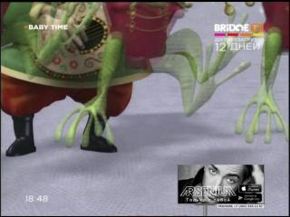 Pinocchio - Pinocchio En Hiver (BRIDGE TV) // BABY TIME