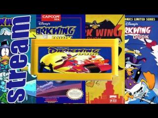 Стрим Игра Darkwing Duck ( stream Geme Чёрный Плащ )