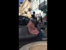 Питер) уличные музыканты