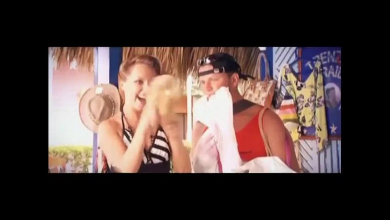 Заставка сериала Женская лига. Банановый рай (ТНТ, 13.03.2010-05.05.2010)