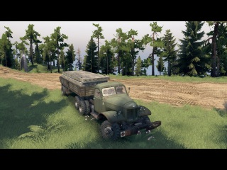 SpinTires Zil 157