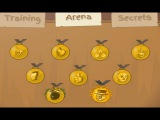 Swords &amp Souls A Soul Adventure Victory in the Final Battle, All Arena Medals (Flash RPG Game)