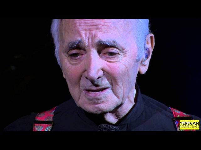 Charles Aznavour ''Hier Encore