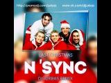 N'Sync  Last Christmas (Dj Jurbas Radio Edit)
