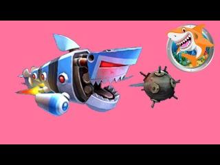 Hungry Shark Evolution - Акула-Робот - Robo Shark - Механическая Акула