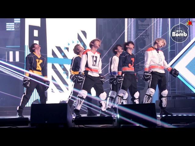 [BANGTAN BOMB] '말하자면' Special stage @ MBC 가요대제전 2016 - BTS (방탄소년단)