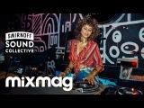 NATASHA DIGGS vinyl funk &amp disco set in The Lab NYC