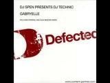Dj Spen presents Dj Technic - Gabryelle (olav basoski remix)