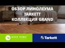 Как выбрать линолеум Обзор линолеума Tarkett коллекция Grand