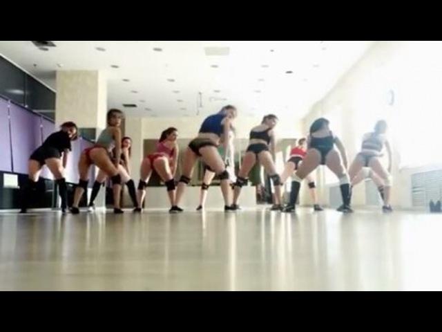 La La La (feat. Wiz Khalifa) - Soundvor.ru TwerkBooty Dance