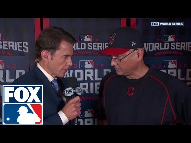 Terry Francona praises Indians after hard-fought loss in Game 7 | 2016 WORLD SERIES ON FOX