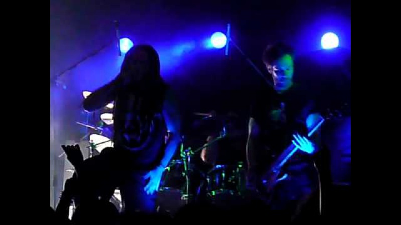 Black River - Lucky In Hell / Jumping Queenny Flash (Live in Katowice, Nowa Ewangelia Tour)